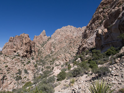 Nevada - Hikes and Scrambles